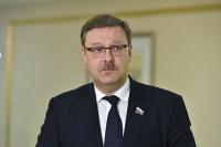 Косачев призвал обсудить в Совбезе ООН готовность США к силовому подходу в Сирии