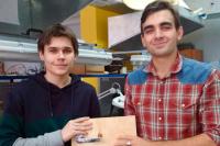 Красноярские школьники создали инновационный электронный замок