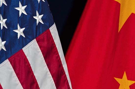 В Минэкономразвития рассказали о рисках для РФ от «торговой войны» США и Китая