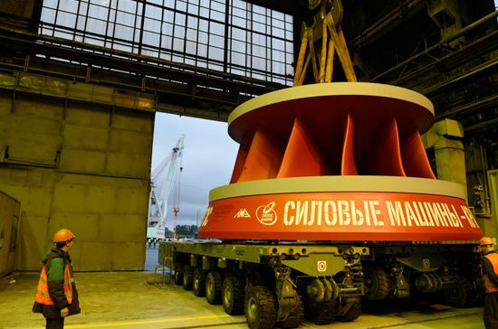 Компания «Силовые машины» готова разработать технологию газовых турбин взамен продукции Siemens