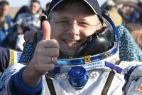 Космонавты рассказали о жизни и работе на МКС