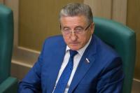 Лукин: сенаторы помогут регионам противостоять санкциям