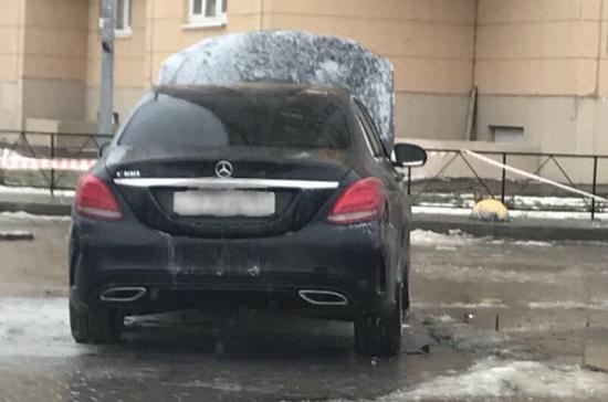 СКР подтвердил задержание подозреваемого вподрыве автомобиля предпринимателя вРостове-на-Дону