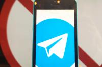 Суд направил в Роскомнадзор решение о блокировке Telegram