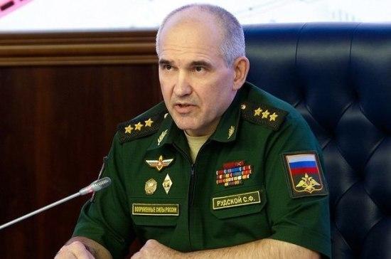 ПВО Сирии перехватили 71 ракету из 103, заявили в Генштабе России