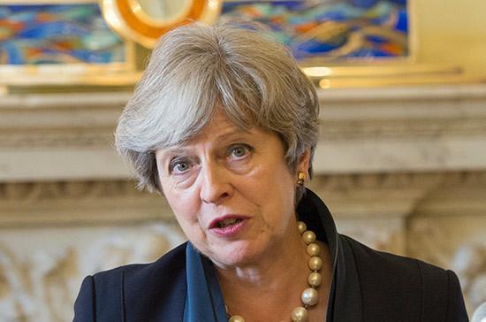 Мэй считает удар поСирии защитой национальных интересов Англии