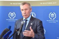 Российские базы в Сирии после удара коалиции не пострадали — Климов