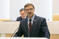 Косачев назвал возможную цель ударов по Сирии