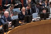 Россия распространила проект резолюции Совбеза ООН с осуждением агрессии против Сирии