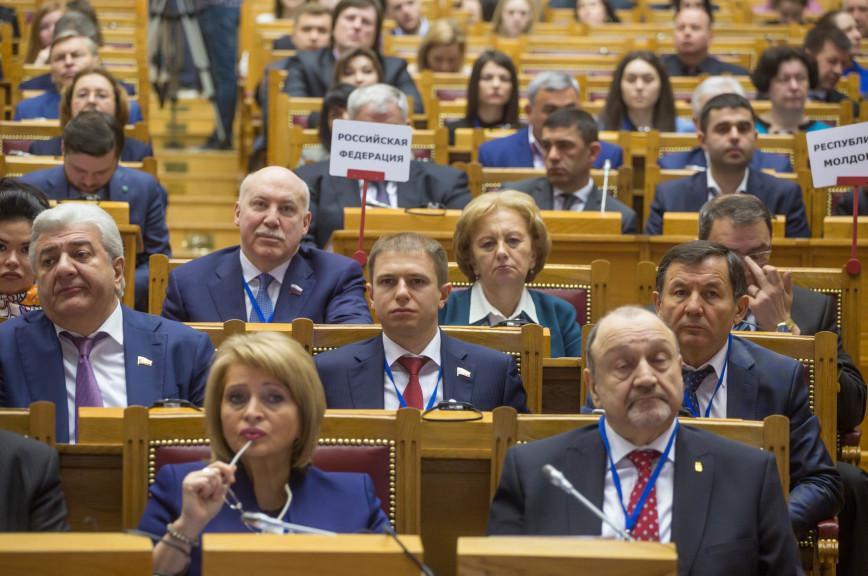 Романов: Межпарламентская Ассамблея развивает правовые механизмы защиты культурного наследия
