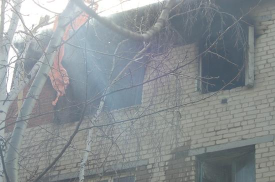 Причины взрыва в жилом доме Екатеринбурга устанавливаются