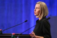 Евросоюз продолжит работать с РФ по стратегическим вопросам, заявила Могерини