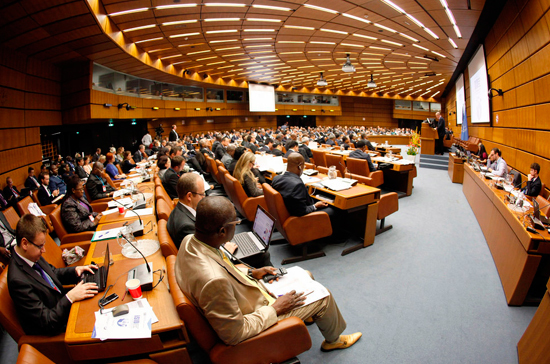 Россия может провести саммит ООН по промышленному развитию в 2019 году