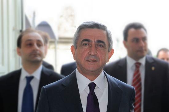 Серж Саргсян заявил, что в Армении очень много недовольных всем людей
