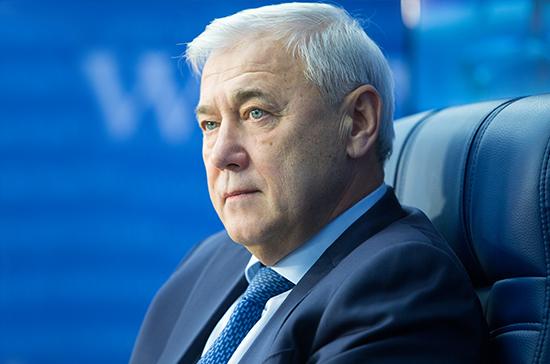 Аксаков: обвинение России в «игре в девальвацию валют» вызывает лишь улыбку