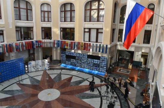 ЦИК вручит медали россиянам