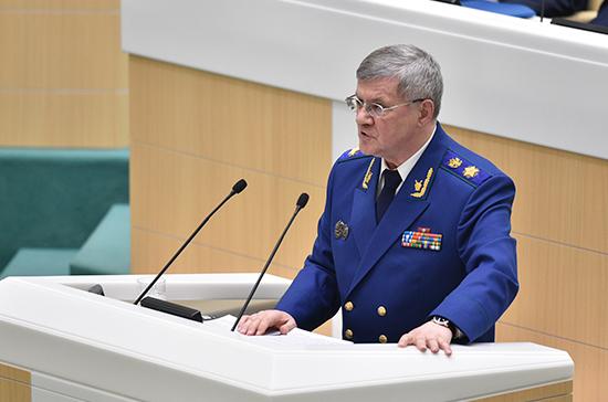 Чайка обвинил контролирующие органы в бездействии при проверке ТЦ «Зимняя Вишня»