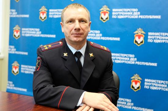 Врио главы МВД по Удмуртии назначен Олег Мальцев
