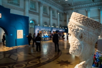 Государственный Эрмитаж впервые открыл залы для учёных-светотехников