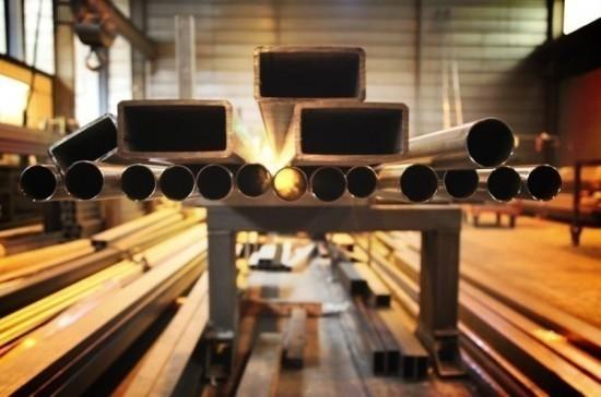 Россия намерена проконсультироваться с США из-за пошлин на сталь и алюминий
