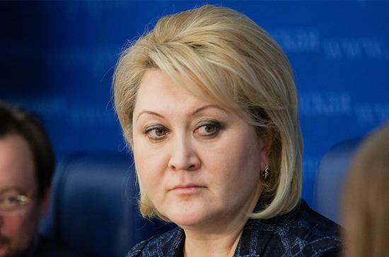Гумерова прокомментировала слова Порошенко об опрометчивости основания Москвы