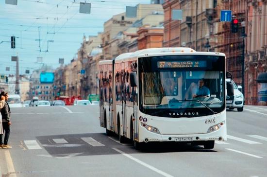 В Петербурге с 20 апреля запустят «дачные» автобусы