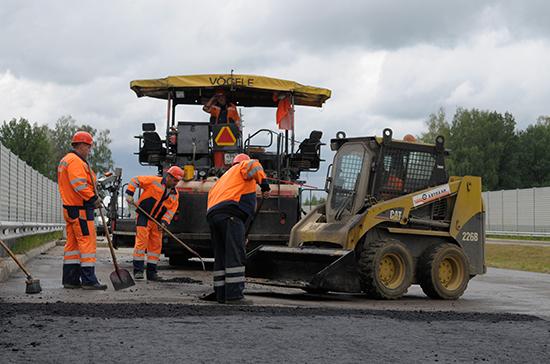 Правительство намерено поддержать ремонт дорог в муниципалитетах