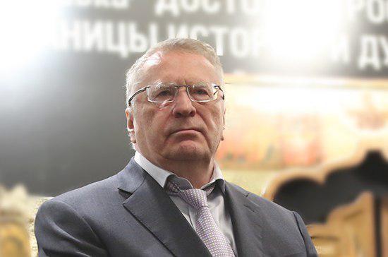 Владимир Жириновский ответил Владиславу Суркову
