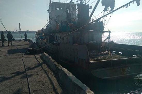 Моряки «Норда» отказались назвать себя гражданами Украины
