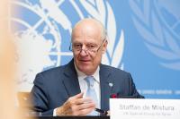 Де Мистура: удары США по Сирии не способствуют мирному урегулированию