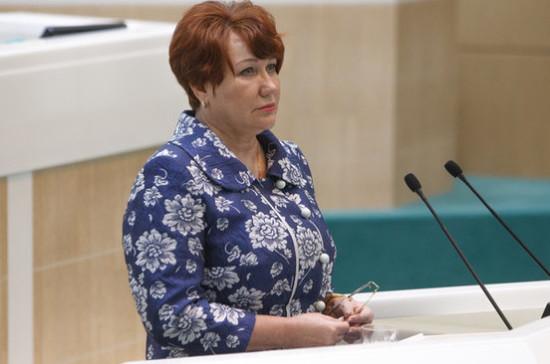 Перминова: регионам нужна федеральная помощь, чтобы повысить зарплату бюджетникам