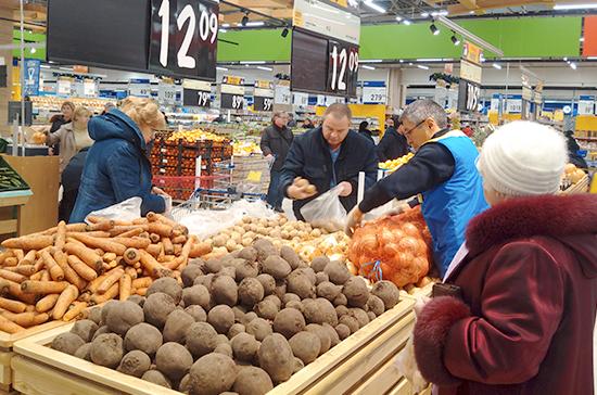 В Российской Федерации посоветовали маркировать отечественные продукты
