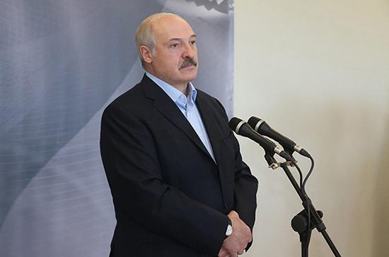 Лукашенко обратится с посланием к белорусскому народу и парламенту 24 апреля
