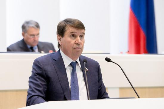 Цеков предложил США использовать российское космическое оборудование