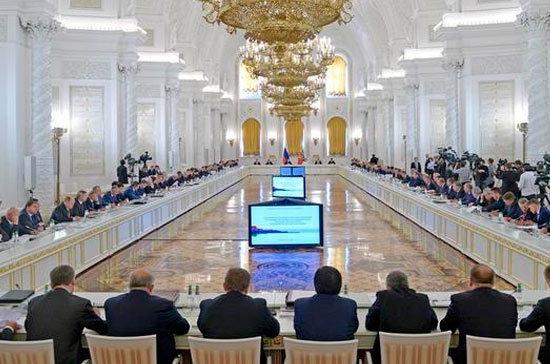В России усовершенствуют систему оценки региональных властей