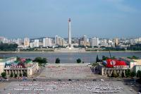 Южная Корея прекратила вещание на границе с КНДР