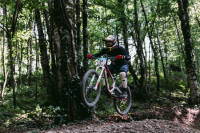 В Сочи высокогорный байк-парк в России открыл сезон горных велосипедов на неделю раньше