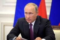 Путин поручил проработать вопросы возмещения вреда здоровью военных корреспондентов