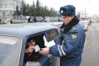 В Мурманской области сотрудник ДПС штрафовал водителей как пешеходов