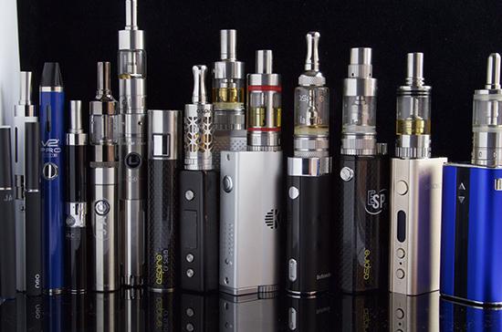 Минпромторг и Минздрав договорились по регулированию электронных сигарет