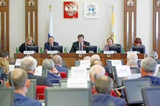 Тимофеева: Госдума поможет регионам в повышении качества законопроектов