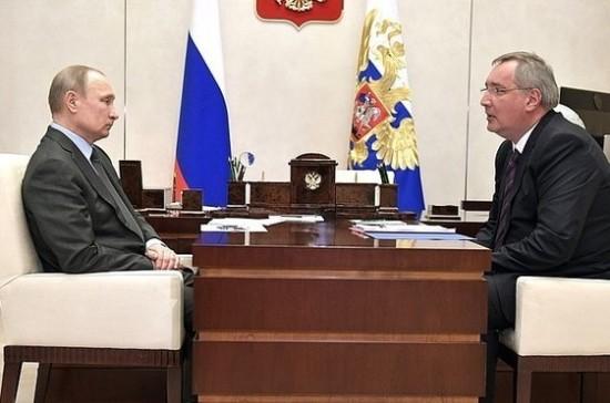Рогозин сообщил о прекращении госфинансирования ГЛОНАСС