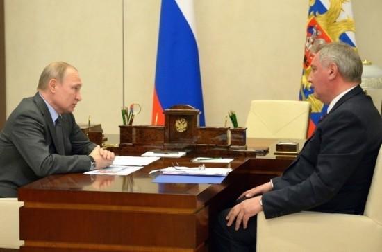 Путин поддержал идею объединения систем «ЭРА-ГЛОНАСС», «Безопасный город» и «112»