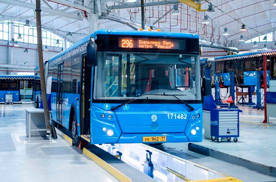 ГИБДД может получить право контролировать техосмотр автобусов
