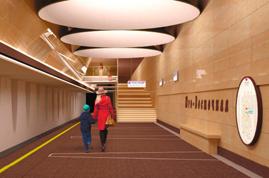 «Активные граждане» выберут название для розовой веточки столичного метро