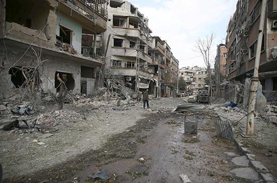 Донорская конференция по Сирии не собрала ожидаемых средств
