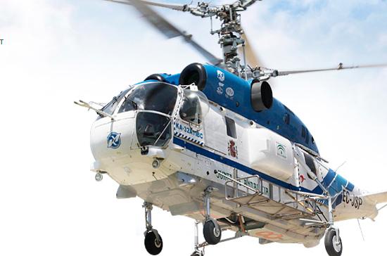 Россия обсуждает с Турцией увеличение поставок вертолётов Ка-32