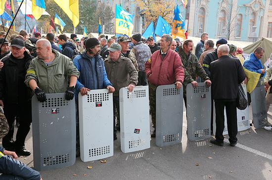 Три четверти жителей Украины считают, что страна идёт неправильным курсом
