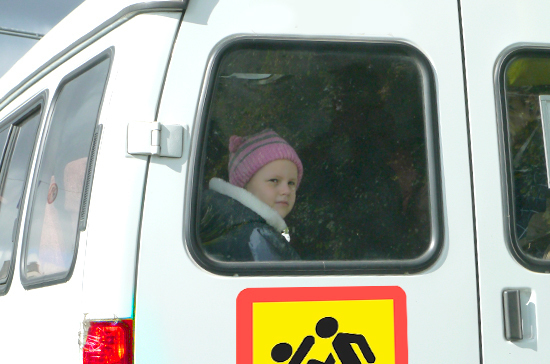 Утверждены даты запрета транспортировки детей настарых автобусах