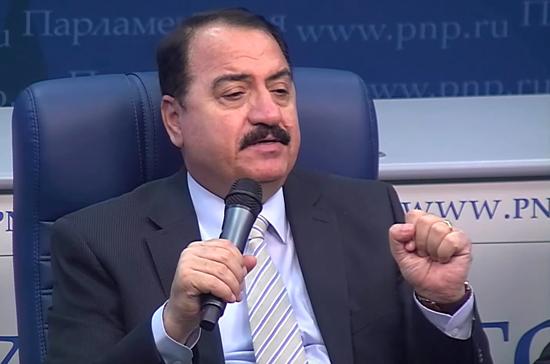 Посол Сирии в России: Москва дала ясный посыл всему миру